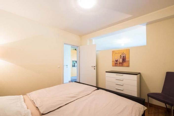 getrenntes Schlafzimmer Apartment 2