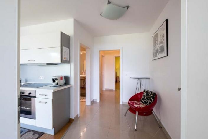 Vorraum Apartment 3