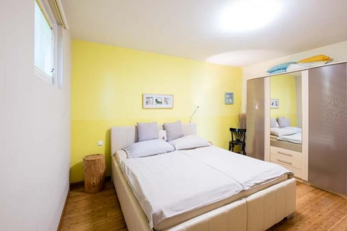getrenntes Schlafzimmer Apartment 3